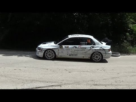 TAXI4 Székesfehérvár Rallye 2018 Nagy Mátyás-Nagy Tamás