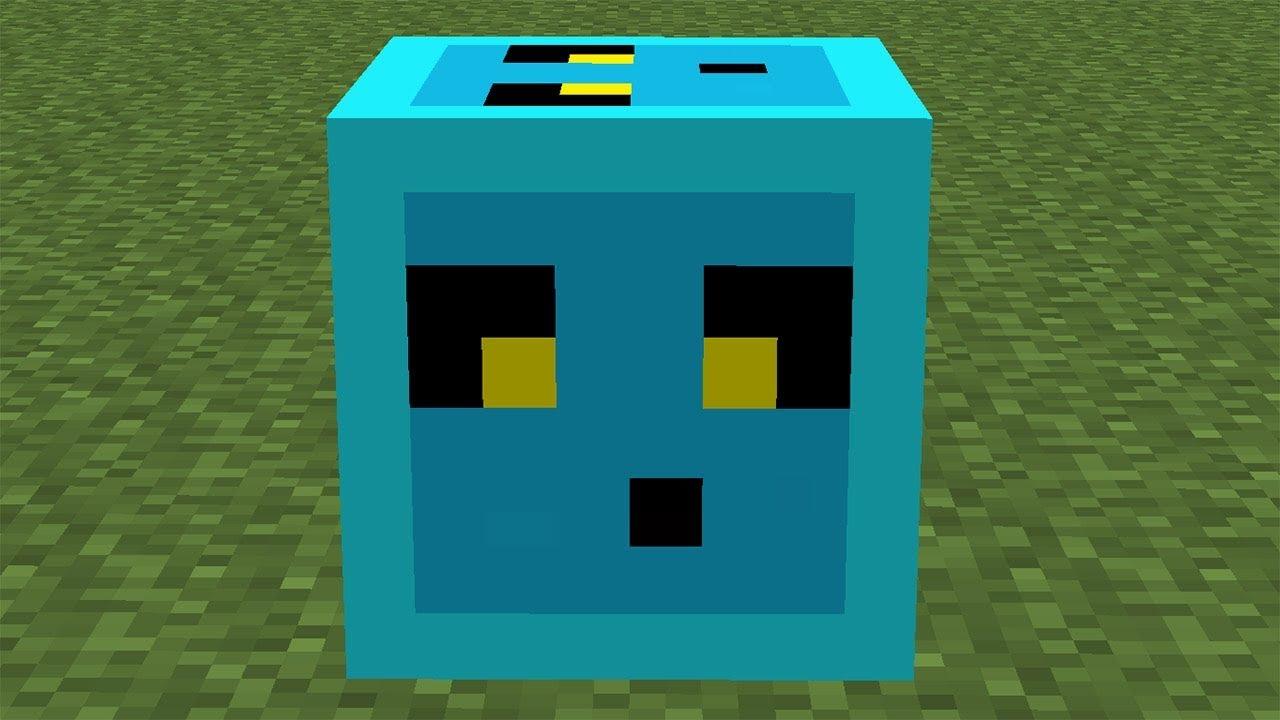 Minecraft Lucky Wars - MaviSlime Şans Blokları