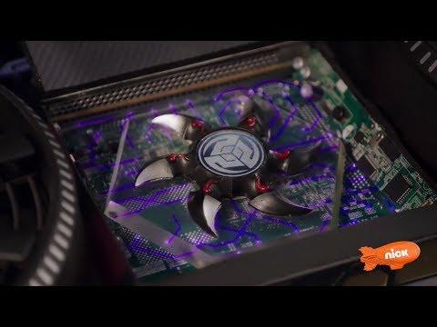 "Power Rangers Super Ninja Steel - Speed Star Upgrade | Episode 7 ""The Need for Speed"""
