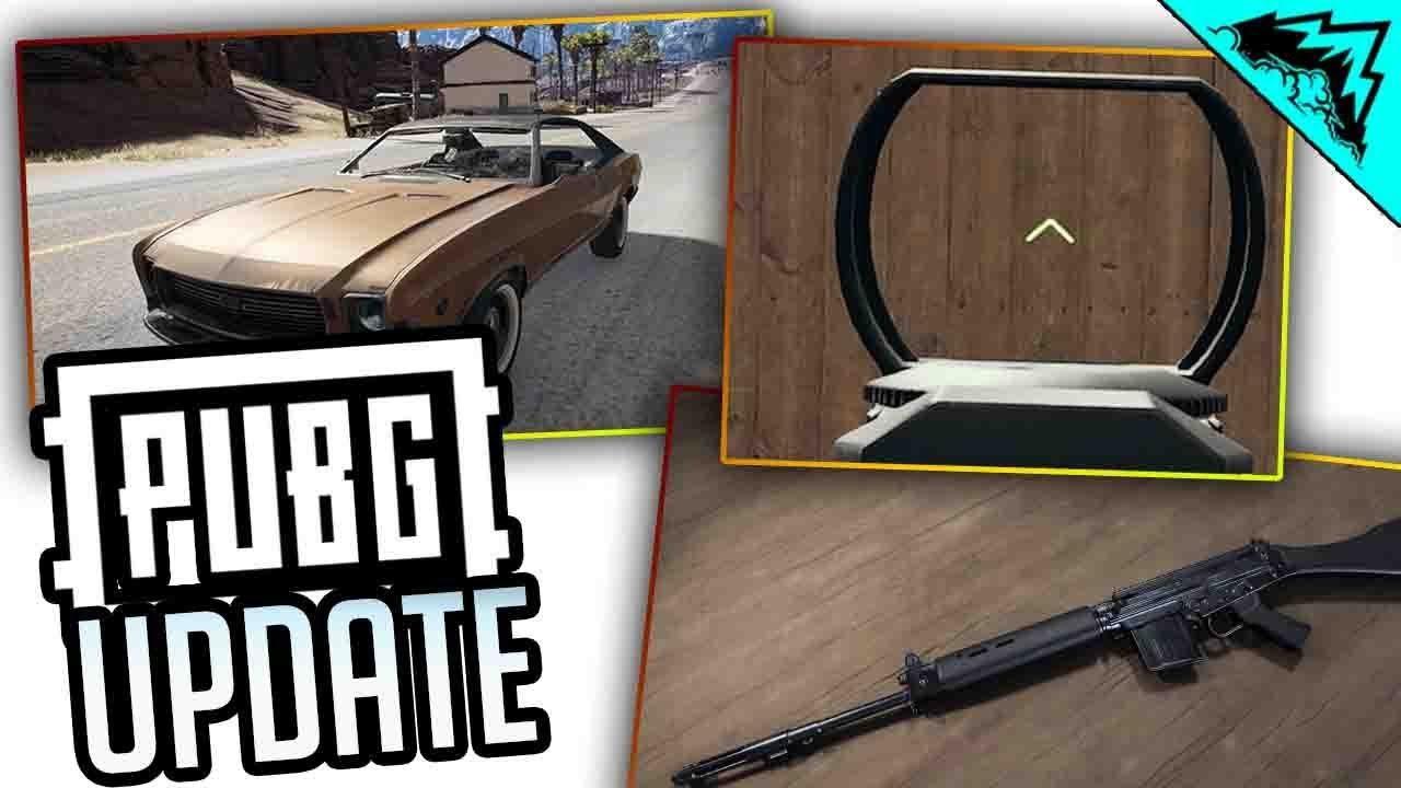 BIG CHANGES - PUBG Update Info & Initial Thoughts