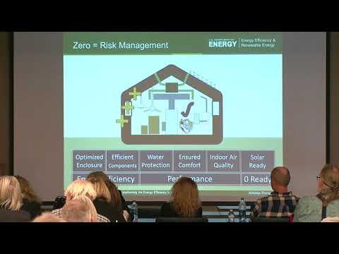 Zero Energy Expo Seminar  Sam Rashkin
