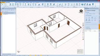 Edificio 1: Muri e Serramenti con Blumatica BIM ArchIT (it)