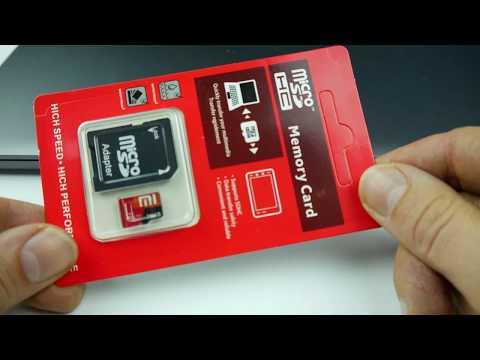#ChinaSchrott - 'XIAOMI' 256GB MicroSD Karte Für 4€ Von WISH.com - Moschuss.de
