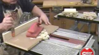 """making Trivets On A Table Saw"""