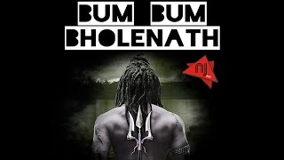 BUM BUM BHOLENATH | Legend ft M-Arj | Lyrical Video : Naman Jain (NjArt)