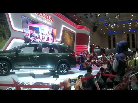 JKT48 - Team J Oshi at Honda POS 2015 (7 November 2015)