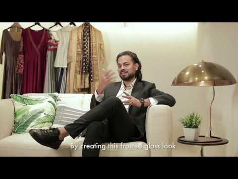 Studio Tour: Like His Fashion, Rahul Mishra's New Mumbai Store Is All About The Details