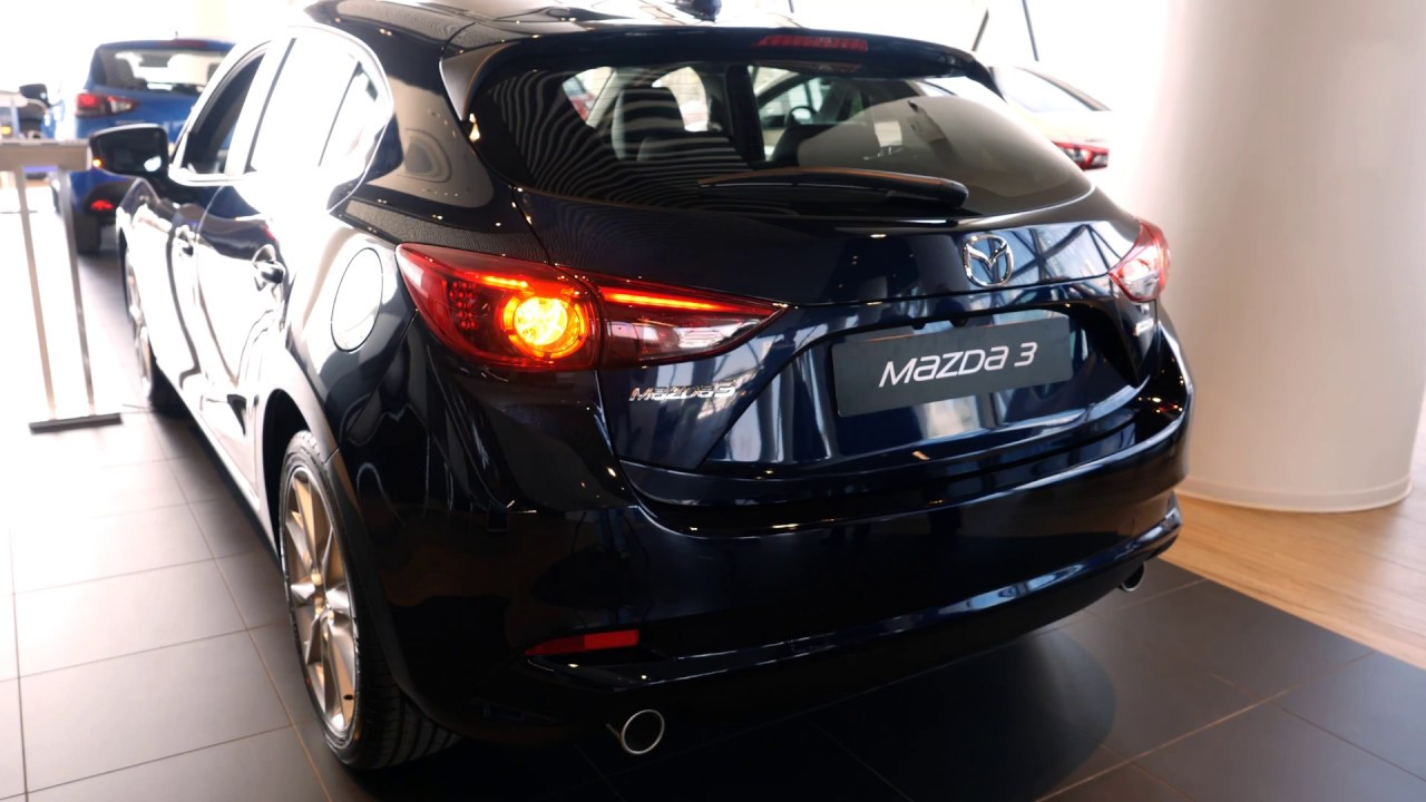 Mazda 3 Hatchback 2018 Exterior And Interior