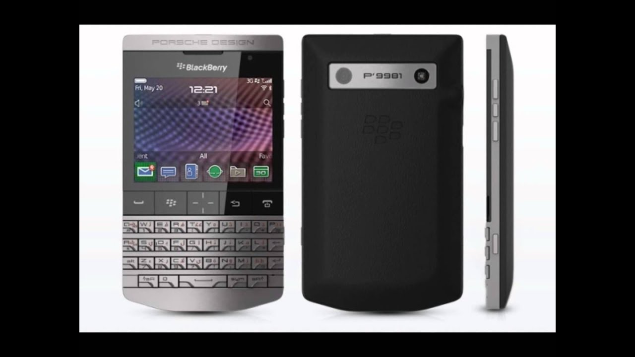 2014 BEST MOBILE PHONE REVIEW -MOST EXPENSIVE- BLACKBERRY ...