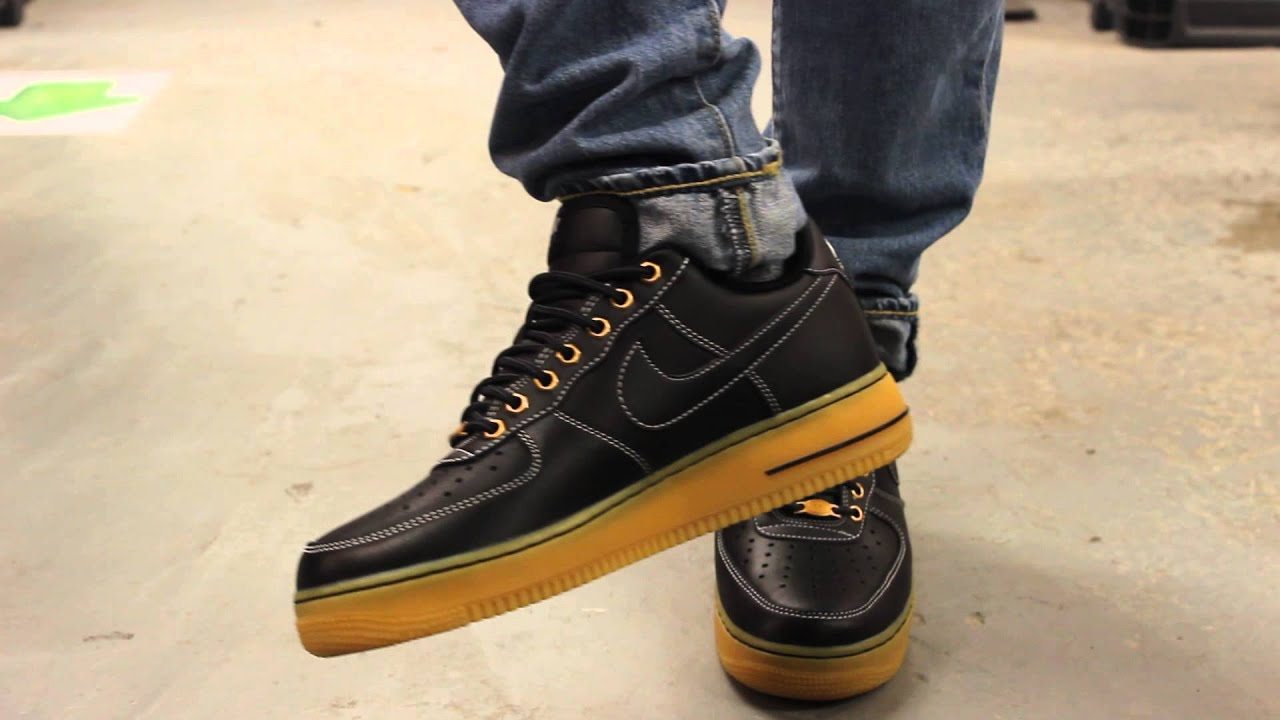 "c101a6716f6176 ... Air Force 1 ""BlackSail"" On-feet Video at Exclucity - YouTube ..."