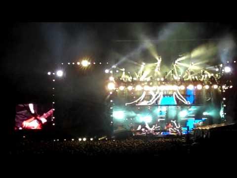 Billy Joel & Elton John Concert - Crocodile Rock @ Wrigley Field Chicago 7/22/2009