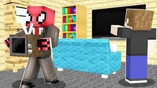 FAKİR'in EŞYALARINI SAKLADIM! 😱 - Minecraft
