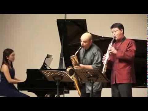 THE WAY OF SILK 2013 (Encore Section) Mario Ciaccio, Yu-Wen Wang