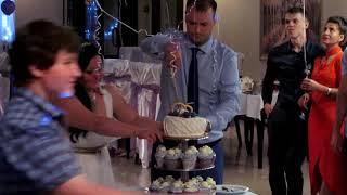 Торт на свадьбе 2019