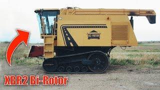 NAJDZIWNIEJSZY KOMBAJN NA ŚWIECIE - Historia XBR2 Bi-Rotor [Matheo780]