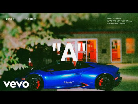 Usher x Zaytoven - Stay At Home (Audio) ft. Future