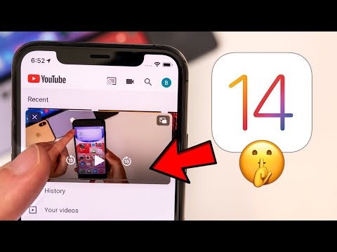 iOS 14 - How to Enable Picture in Picture for YouTube