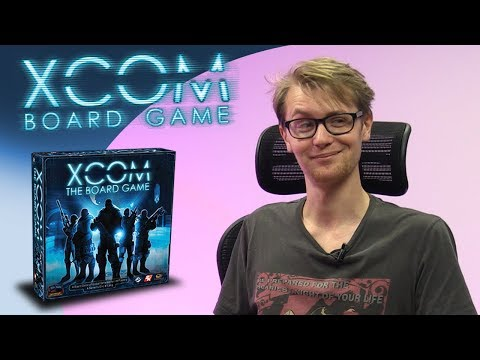 XCOM: The Board Game #2 - Base Defence