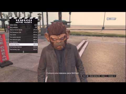 Trucos gta 5 online parcheado conseguir mascara de gas for Cuarto personaje gta 5