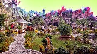 Bạc Liêu: Ngây ngất chùa Giác Hoa đẹp như tiên cảnh.