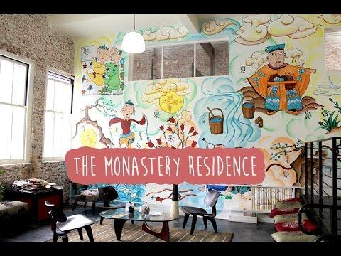 Intercâmbio | The Monastery Residence San Francisco - EC English School