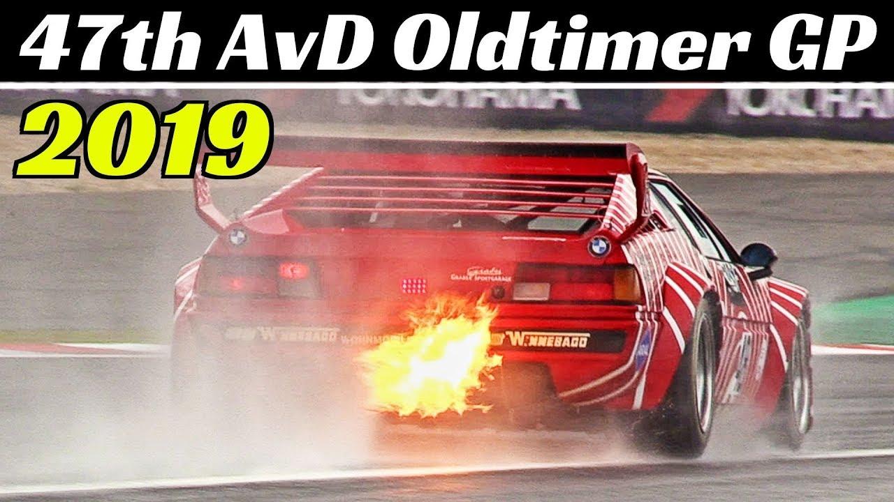 47th AvD-Oldtimer Grand Prix 2019 at Nürburgring - Day 2 (Friday/Freitag) - Historic F1, DTM & M