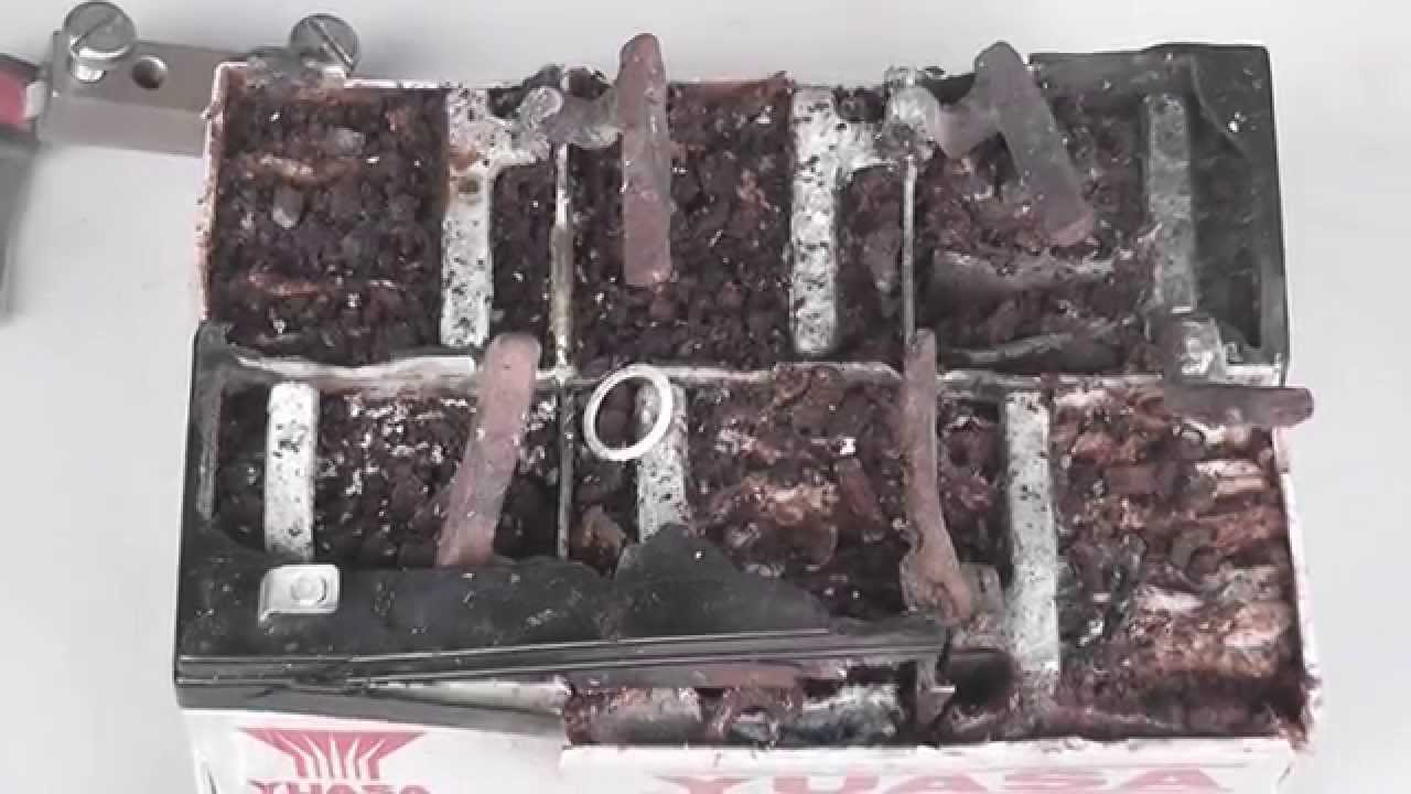 12 Volts Ah Sla Battery Explodes Youtube Re V Cutoff Circuit Required