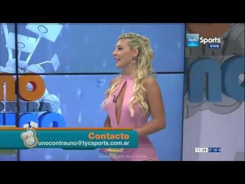 AMV @SolPerez Maria Sol Perez - Uno contra Uno 200517