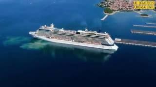 видео Круизы, Celebrity Cruises, Celebrity Equinox