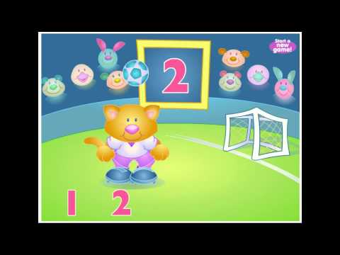 Count The Score For Kids And Babies From Fisher Price Games