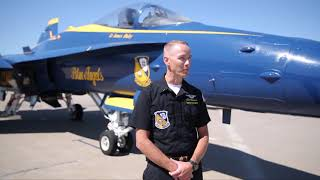 Blue Angels return to Oklahoma after 12 years