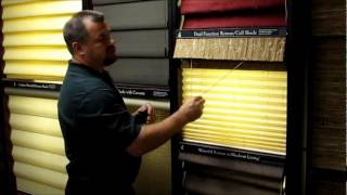 Roman Shades Window Coverings Explained By 3 Blind Mice, San Diego