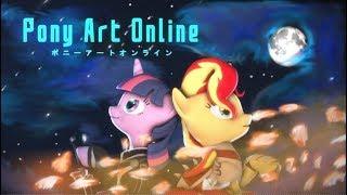 Crossing Field [SFM] - Pony Art Online