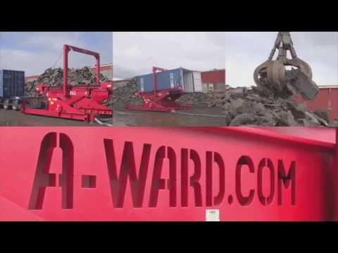A-Ward leading the world in bulk handling innovation