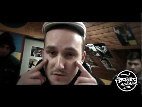 Freestyle Seyté & Rizla (La Smala), Raph (Exodarap), Maks, Neshga, Max pour Strikt Minimum
