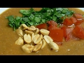 Easy African Sweet Potato and Peanut Soup Recipe
