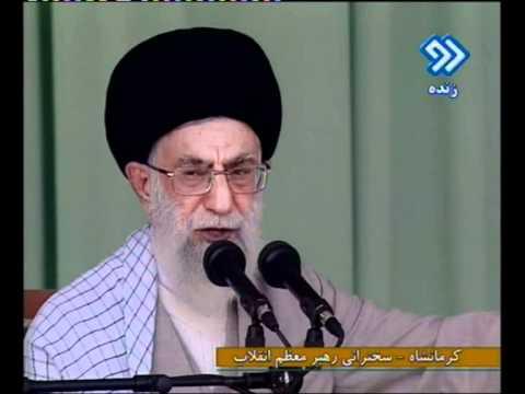 Seyed Ali Khamenei Meeting People of Kermanshah -  Oct 12, 2011