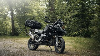 Our LATEST BAG! - a MUST HAVE for Motorcycle Adventures