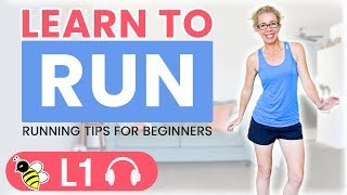 Learn to RUN with Pahla B:  Running Tips for Beginners (1 Mile Interval Training Workout)
