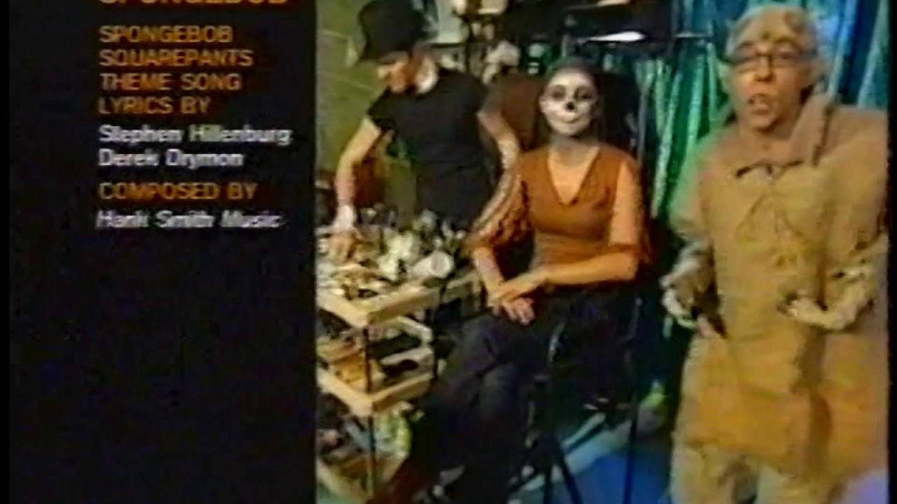 nickelodeon split screen credits (halloween 2002) #3 (60 fps) - youtube