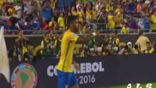 Melhores momentos Brasil 7 x 1 Haiti pela Copa América Centenário!