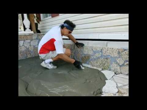 Бизнес идея заливаю поверхность гранита и счищаю.КАК это выглядит?