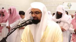 بالفيديو .. الشيخ #ناصر_القطامي في تهجد ليلة الـ 25 من رمضان