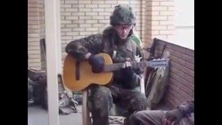 Українські бійці співають старовинну кельтську пісню WAS WOLLEN WIR TRINKEN