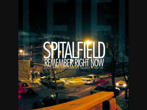 Spitalfield - You Can't Stop