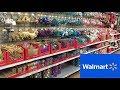 WALMART CHRISTMAS ORNAMENTS CHRISTMAS DECORATIONS DECOR SHOP WITH ME SHOPPING STORE WALK THROUGH 4K