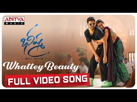 whattey-beauty-full-video-song-|-bheeshma-video-songs-|-nithiin,-rashmika-|-mahati-swara-sagar