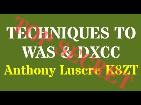 Top Secret Techniques To WAS & DXCC- Union County ARC