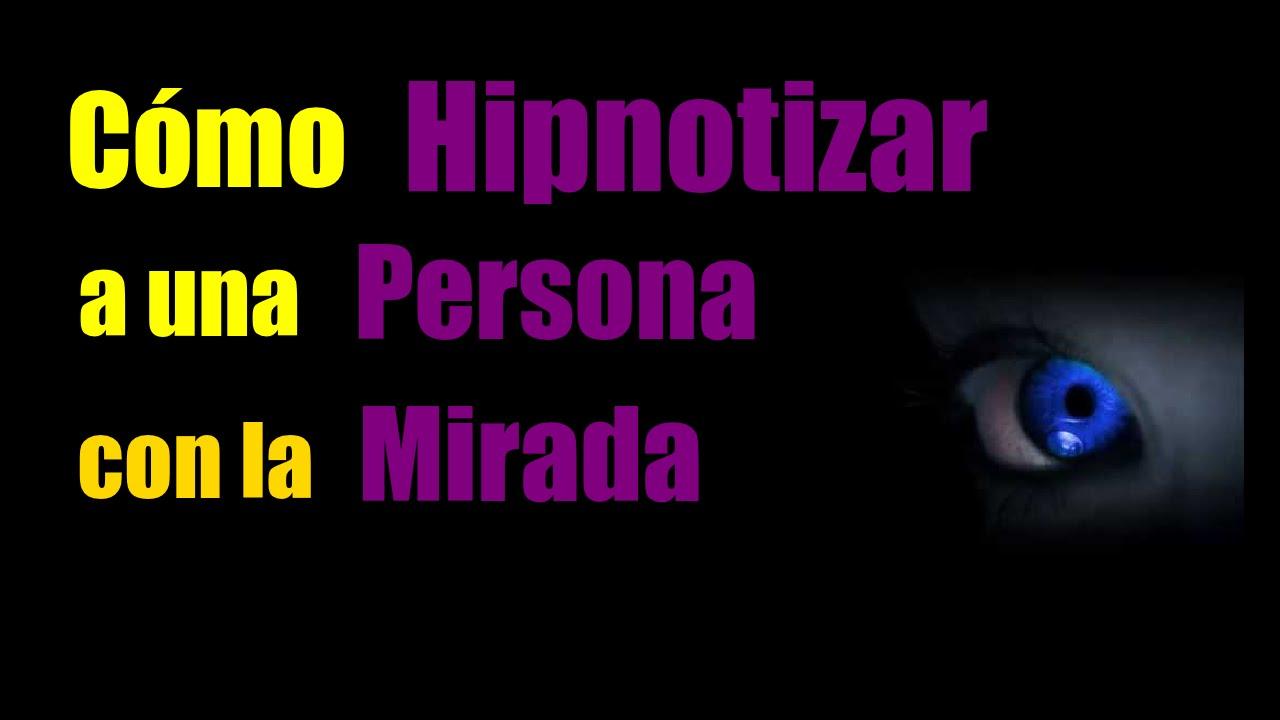 C mo hipnotizar a una persona con la mirada y la voz youtube - Como empapelar una pared con gotele ...