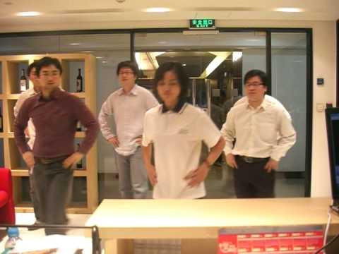 OARDC Shanghai Group Dancing